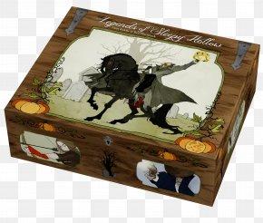 Headless Horseman - The Legend Of Sleepy Hollow Board Game Defender Player PNG