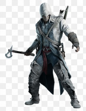 Assassin's Creed III Ezio Auditore Assassin's Creed: Brotherhood Assassin's Creed IV: Black Flag PNG