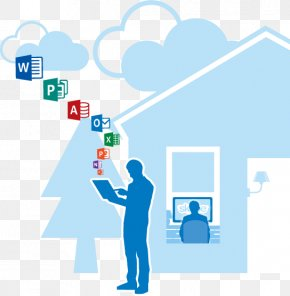 Cloud Computing - Office 365 Microsoft Office Cloud Computing Microsoft Corporation Email PNG