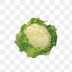 Cauliflower - Cauliflower Cabbage Broccoli Vegetable Kale PNG