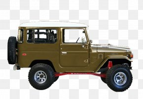 Off Road Vehicle - Jeep Car Sport Utility Vehicle Toyota Land Cruiser PNG