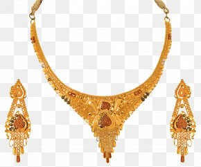 Jewellery - Earring Gold Jewellery Necklace Jewelry Design PNG