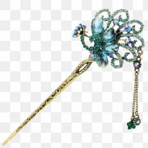 Bob Diamond Pendant - Hair Stick Hairpin Fashion Accessory Capelli PNG