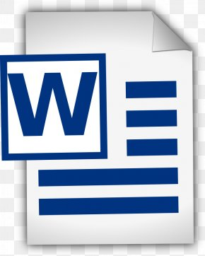 MS Word Photos - Microsoft Word Document Clip Art PNG