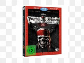 Pirates Of The Caribbean - Blu-ray Disc Pirates Of The Caribbean Piracy DVD Film PNG