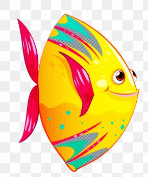 Butterflyfish Easter Egg - Easter Egg PNG