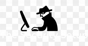 Background Hacker - Security Hacker Computer Security Attack PNG