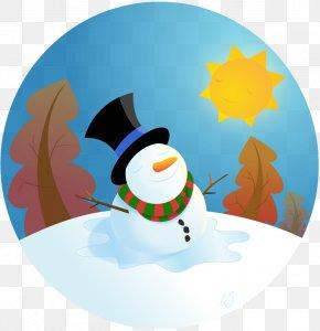 Snowman - Clip Art Snowman Image Vector Graphics Openclipart PNG