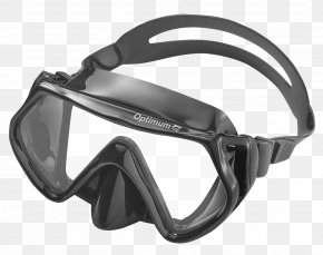 Diving Mask - Diving Mask Scuba Diving Snorkeling Cressi-Sub PNG