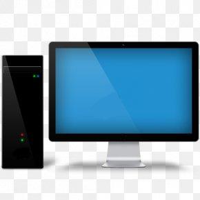 Laptop - Laptop Dell Desktop Computers Personal Computer PNG
