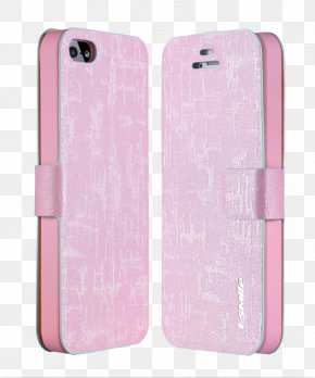 Pink Phone Case - Pink Mobile Phone PNG