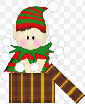 Lovely Santa Claus - Santa Claus Christmas Ornament Illustration PNG
