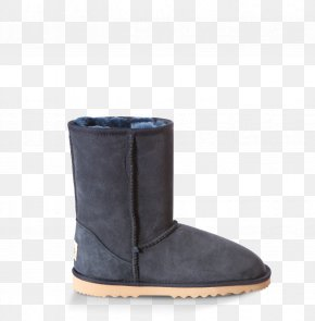 Boot - Snow Boot Suede Shoe PNG