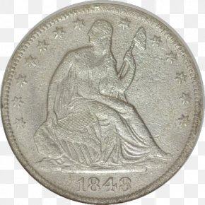 Half Dollar - Quarter Half Dollar United States Dollar Dollar Coin Dime PNG