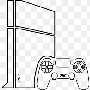 Playstation4 Backgraound] - PlayStation 3 Video Game Consoles Drawing PNG