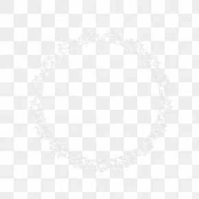 Lace Ring - Light White Fingerprint PNG