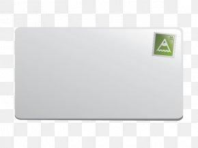 Vector Envelope - Brand Rectangle Font PNG