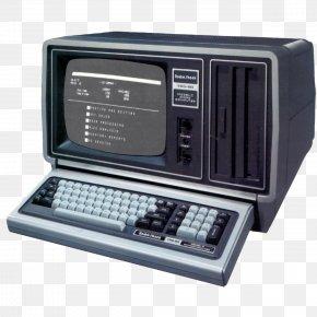 Computer - TRS-80 Model II Apple II Tandy Corporation Microcomputer PNG