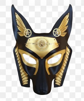 Vector Egyptian Mask - Ancient Egypt Mask Bastet Egyptian Language PNG