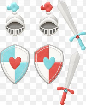 Rudder - Shield Body Armor Sword Coat Of Arms PNG