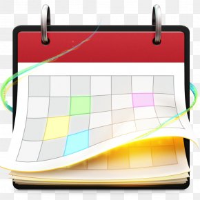 Calendar - MacOS Menu Bar PNG