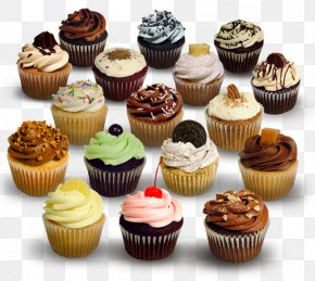 Chocolate Cake - Cupcake Frosting & Icing Bakery Muffin Chocolate Cake PNG
