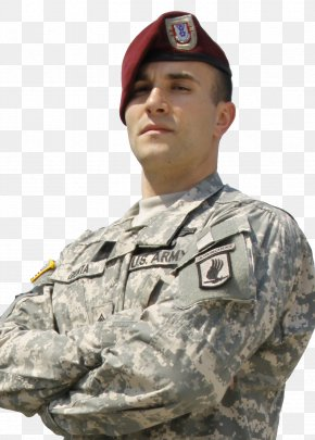 Soldier - Salvatore Giunta United States Staff Sergeant Medal Of Honor PNG