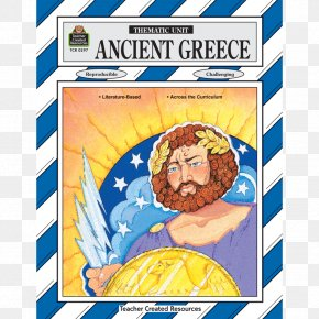 Ancient Teacher - Ancient Greece Thematic Unit Ancient Rome Roman Empire Ancient History PNG