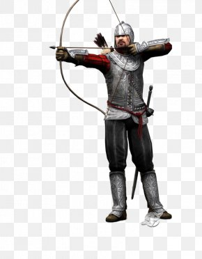 Archery Shadow - Assassin's Creed II Ezio Auditore Assassins Game PNG
