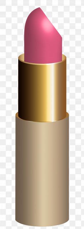 Light Pink Lipstick Clipart Picture - Lipstick Lip Gloss Clip Art PNG