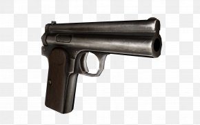 Weapon - Trigger Pistol Revolver Air Gun Firearm PNG