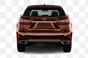 Car - 2016 Lexus RX Car Sport Utility Vehicle Toyota PNG