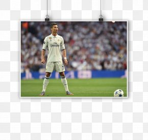 Football - 2018 World Cup UEFA Champions League Real Madrid C.F. Portugal National Football Team PNG