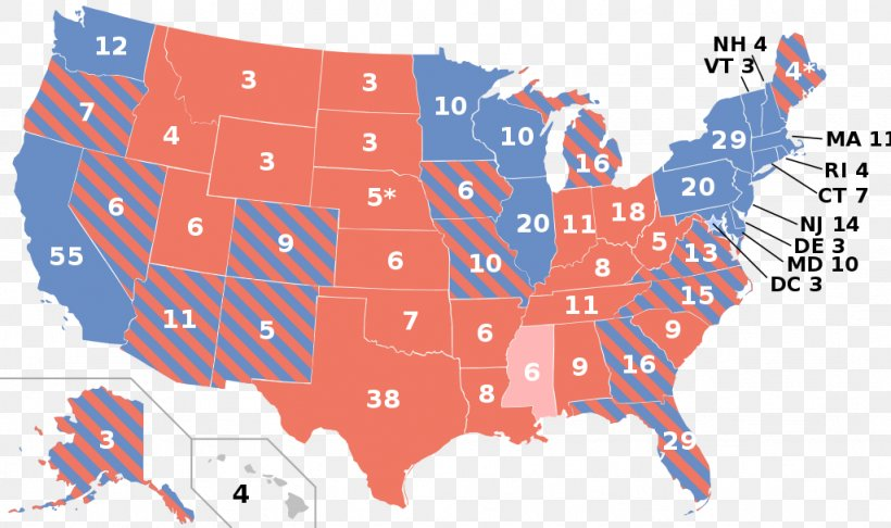 United States US Presidential Election 2016 Republican Party Presidential Primaries, 2016 Protests Against Donald Trump Electoral College, PNG, 1024x607px, United States, Area, Barack Obama, Democratic Party, Donald Trump Download Free