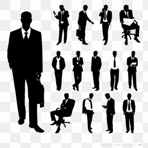 Business People - Businessperson Illustration PNG