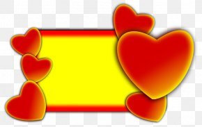 Love Vector - Love Heart Clip Art PNG