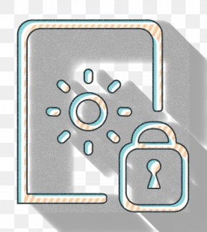 Meter Microsoft Azure - Security Icon PNG