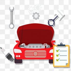 Wrench Repair - Car Motor Vehicle Service Automobile Repair Shop Maintenance PNG