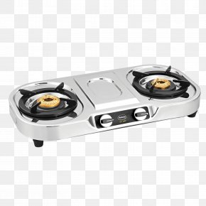 Stove - Home Appliance Gas Stove Cooking Ranges Stainless Steel PNG