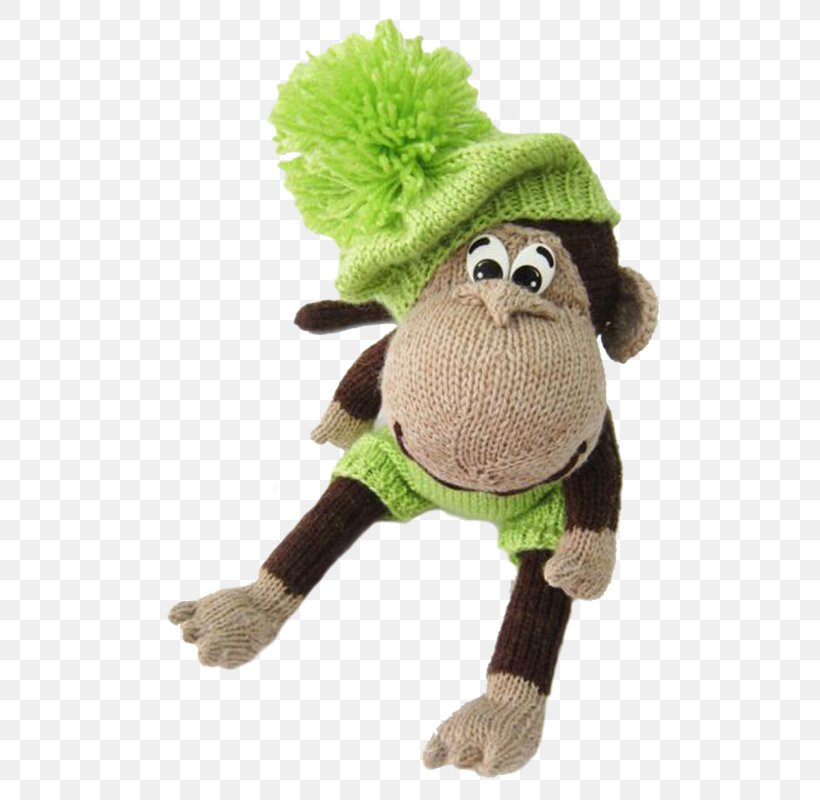 Amigurumi Crochet Monkey Pattern | Supergurumi | 800x820