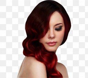 Hair - Red Hair Hair Coloring Human Hair Color PNG
