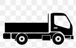 Truck Clipart - Car Pickup Truck Commercial Vehicle PNG