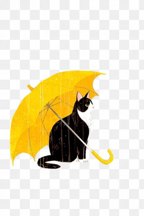 Stray Cat - Cat The Mother Ted Mosby Rain PNG