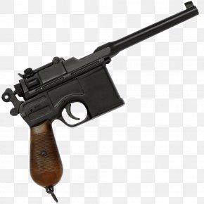 Germany - Firearm Weapon Pistol Mauser C96 PNG