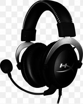 Headphones - Kingston HyperX CloudX Pro Headset Kingston HyperX Cloud Alpha PNG