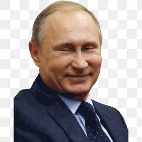 Vladimir Putin - Vladimir Putin President Of Russia Politician PNG