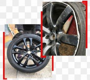 Wheel Rim - Car Alloy Wheel Rim Bazan, Iran PNG