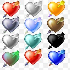 Heart - Heart Love Desktop Wallpaper Clip Art PNG