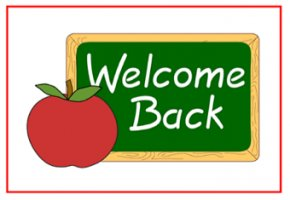 First Day Of School Images - School Blog Clip Art PNG
