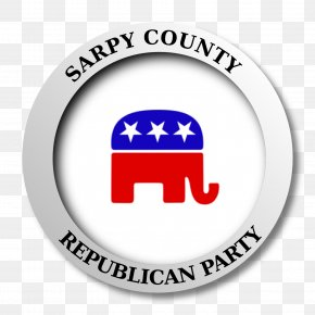 Gop Republican Party - Logo Organization Font Republican Party Clothing Accessories PNG